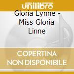 Miss gloria linne cd musicale di Gloria Lynne