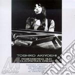 Remembering bud cd musicale di Akiyoshi Toshiko