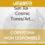 Cosmic tones/art forms cd musicale di Ra Sun
