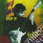Bill Connors Trio - Step It Feat.Dave Weckl cd musicale di Bill connors trio