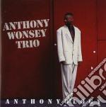 Anthony Wonsey Trio - Anthonylogy cd musicale di Anthony wonsey trio