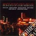 Manhattan Projects - Echoes Of Our Heroes cd musicale di Projects Manhattan