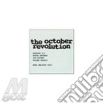 Myra Melford Trio - The October Revolution cd musicale di Myra melford trio