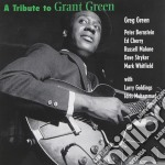 P.Bernstein/G.Green/E.Cherry & O. - Trib.To Grant Green cd musicale di P.bernstein/g.green/e.cherry &