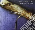 The great lost albums - sun ra cd musicale di Ra Sun
