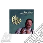 Take it from turnaround - delay paul cd musicale di The paul delay band