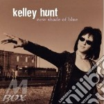New shade of blue cd musicale di Hunt Kelley