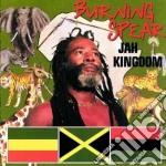 JAH KINGDOM cd musicale di Spear Burning
