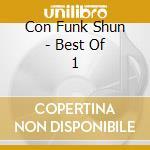 The best cd musicale di Con funk shun