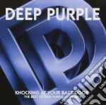 KNOCKING AT.../THE BEST IN THE 80's cd musicale di DEEP PURPLE