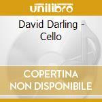 Cello cd musicale di David Darling