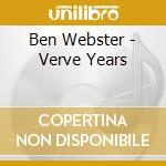 COMPACT JAZZ cd musicale di WEBSTER BEN