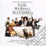 FOUR WEDDINGS & A FUNERAL cd musicale di O.S.T.
