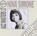 VERVE JAZZ MASTERS 17 cd musicale di Nina Simone
