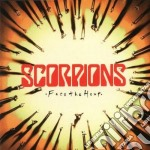 FACE THE HEAT cd musicale di SCORPIONS