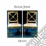 DUETS cd musicale di Elton John