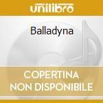 Balladyna cd musicale di Tomasz Stanko