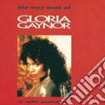 Gloria Gaynor - I Will Survive-best cd musicale di Gloria Gaynor