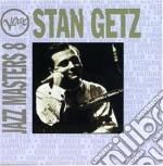 JAZZ MASTERS 08 cd musicale di GETZ STAN