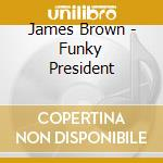 THE VERY BEST OF V.2 cd musicale di BROWN JAMES