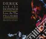 LIVE AT THE FILLMORE cd musicale di DEREK AND THE DOMINOS