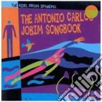 THE A.C.JOBIM SONGBOOK/THE GIRL FROM cd musicale di ARTISTI VARI