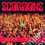 LIVE BITES cd musicale di SCORPIONS