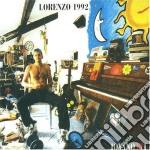 LORENZO 1992 cd musicale di JOVANOTTI
