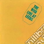 LIVE AT LEEDS cd musicale di WHO