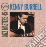 JAZZ MASTERS 45 cd musicale di BURRELL KENNY