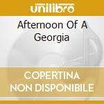 AFTERNOON OF A GEORGIA cd musicale di Marion Brown
