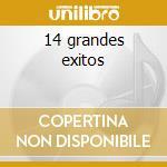 14 grandes exitos cd musicale di Ricardo Montaner