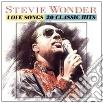 LOVE SONGS 20 CLA cd musicale di Stevie Wonder
