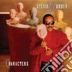 CHARACTERS                                cd musicale di Stevie Wonder