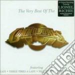 THE VERY BEST OF cd musicale di COMMODORES