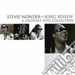 SONG REWIEW/A GREATEST HITS COLLECTI cd musicale di STEVIE WONDER