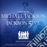 Best of motown records cd musicale di Jackson michael & jackson 5