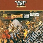 Marvin Gaye  - I Want You cd musicale di Marvin Gaye