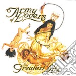 Les greatest hits cd musicale di Army of lovers