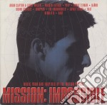 MISSION:IMPOSSIBLE cd musicale di Artisti Vari