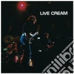 LIVE CREAM(REMASTERS) cd musicale di CREAM