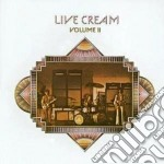 LIVE CREAM V.2(REMASTERS) cd musicale di CREAM
