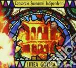 LINEA GOTICA cd musicale di CONSORZIO SUONATORI INDIPENDEN