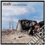 A FAREWELL TO KINGS cd musicale di RUSH
