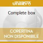Complete box cd musicale di Williams Hank