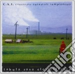TABULA RASA ELETTRIFICATA cd musicale di CONSORZIO SUONATORI INDIPENDEN