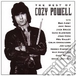 Cozy Powell - The Best Of cd musicale di Powell Cozy