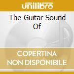 THE GUITAR SOUND OF cd musicale di BURTON JAMES