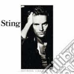 NOTHING LIKE THE SUN(DIG.REMASTERS) cd musicale di STING