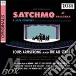 SATCHMO(2CD) cd musicale di ARMSTRONG